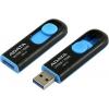 Usb-флешка AData DashDrive UV128 16Gb, черно-голубая, купить за 705руб.