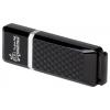 Usb-флешка SmartBuy Quartz series USB2.0 16Gb (RTL), чёрная, купить за 495руб.