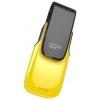 Usb-флешка Silicon Power Ultima U31 64GB, желтая, купить за 1 985руб.