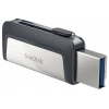 Usb-флешка SanDisk Ultra USB3.0/USB-С Flash Drive 16Gb (RTL), купить за 1 060 руб.