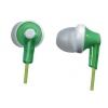 Наушники Panasonic RP-HJE118, зеленые, купить за 755руб.