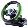 Руль и педали SVEN Drift (Vibration Feedback, рулевое колесо, педали, 8поз.перекл, 10кн., USB), купить за 2 110руб.