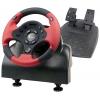 Руль и педали Dialog GW-10VR Sprinter 1 Vibration USB (Рулевое колесо+педали,12кн., 8 поз.перекл), купить за 2 025руб.
