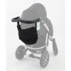 сумка для мамы Сумка для коляски Bebetto 10 Черная