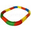 Товар для детей Песочница Стена Замка RT Kinderway 145х114 см 14 элементов разноцветная, купить за 5 950руб.