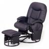 стульчик для кормления Hauck Metal Glider Чёрный