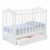 Детскую кроватку Ведрусс Лана - 3, белая, купить за 6040руб.