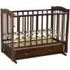 Детскую кроватку Ведрусс Кира 4, вишня, купить за 6150руб.