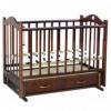 Детская кроватка Ведрусс  Лана -3, вишневая, купить за 6 259руб.