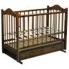 Детская кроватка Ведрусс Кира 4,  орех, купить за 6 990руб.