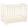 Детская кроватка Ведрусс Кира 4, белая, купить за 6 145руб.