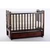 Детская кроватка Ведрусс Милена, вишня, купить за 7 910руб.