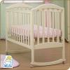 Детская кроватка Кубаньлесстрой Лилия Люкс АБ 17.0, ваниль, купить за 8 955руб.