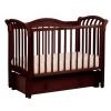 Детская кроватка Кубаньлесстрой Азалия БИ 10.3, махагон, купить за 21 800руб.