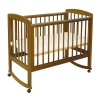 Детская кроватка Кубаньлесстрой Ромашка АБ 16.0, светлый орех, купить за 9 200руб.