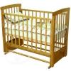 Детская кроватка Красная Звезда С 700 Марина, медовая, купить за 8 575руб.