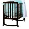 Детская кроватка Кубаньлесстрой Ромашка АБ 16.0, венге, купить за 9 200руб.