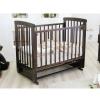 Детская кроватка Красная Звезда С 700 Марина, шоколад, купить за 8 575руб.