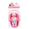 Товар для детей Игрушка ZAPF my little BABY born Кукла 32 см и кресло-переноска, купить за 2 945руб.