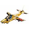 Конструктор LEGO Technic 42044 Самолет пилотажной группы, купить за 815руб.