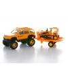 Товар для детей Soma строительная техника внедорожник + бульдозер, купить за 950руб.