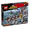 Конструктор LEGO Супер Герои Человек-паук: Последний бой воинов паутины, купить за 6 830руб.