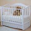 Детская кроватка Красная Звезда Леонардо C 770,  белая, купить за 27 970руб.