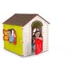 Товар для детей Игровой дом Keter Rancho, Зеленый коричневый белый, купить за 11 390руб.