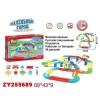 Набор игровой Маленький город Zhorya, 56 деталей, купить за 2 670руб.