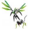 Конструктор Lego Биониклы игрушка Уксар, Тотемное животное Джунглей, купить за 925руб.