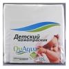 Товар для детей Наматрасник Qu Aqua, фланель (натяжной), купить за 1 450руб.