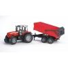 Товар для детей Bruder Трактор с прицепом-самосвалом Massey Ferguson 7480, купить за 2 895руб.