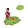 Товар для детей Песочница с крышкой Веселая Черепаха Paradiso, купить за 2 555руб.