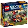 Конструктор LEGO Nexo Knights 70318 Метатель Шаровая ракета, купить за 815руб.