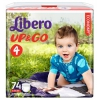 Libero Up&Go Giga Pack (7-11 кг) 74 шт., купить за 1 845руб.