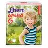 Libero Up&Go Giga Pack (13-20 кг) 62 шт., купить за 1 555руб.