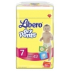 Подгузник Libero Dry Pants Extra Large Plus (16-26 кг) 42 шт., купить за 1 020руб.