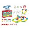 Набор игровой Маленький город Zhorya 34 детали, купить за 1 940руб.