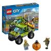Конструктор LEGO City Грузовик Исследователей Вулканов, купить за 1 210руб.