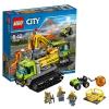 Конструктор LEGO City Вездеход исследователей вулканов, купить за 2 070руб.