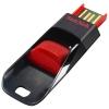 Usb-флешка Sandisk Cruzer Edge 8Gb, черный/красный, купить за 680руб.