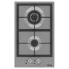 Варочная поверхность Korting HG 365 CTX, серебристая, купить за 14 760руб.