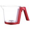 Кухонные весы Sinbo SKS 4516, красные, купить за 1 000руб.