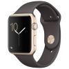 Умные часы Apple Watch Series 1 42 mm, золото/какао