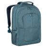 """Сумка для ноутбука рюкзак Riva 8460, для ноутбука 17"""", аквамарин, купить за 2 490руб."""