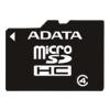 Adata microSDHC Memory Card 4Gb Class4, купить за 445руб.