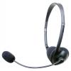 Гарнитура для пк Soundtronix S-216VB, черная, купить за 360руб.