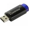 Usb-флешка SmartBuy Click 16GB, черно-синяя, купить за 540руб.