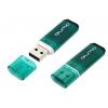 Usb-флешка Qumo Optiva USB2.0 4Gb (RTL), зелёная, купить за 495руб.