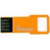 Usb-флешка SmartBuy BIZ USB2.0 16Gb (RTL), оранжевая, купить за 545руб.